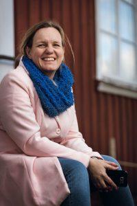 Lotta Grönlund Plöen, gruppledare i Barn och utbildningsnämnden