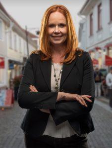 Ylva Pettersson Kommunstyrelsens ordförande